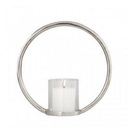 Ring Pillar Candle Holder Medium