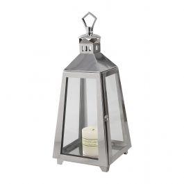 Chrome Lantern - Medium