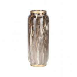 Medium Marble Swirl Vase