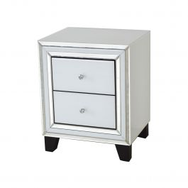 Atlantis 2 Drawer Bedside