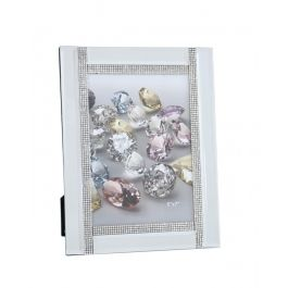Glitz And Mirror Photo Frame 5in X 7in