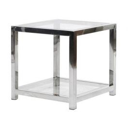 Toronto Cube End Table
