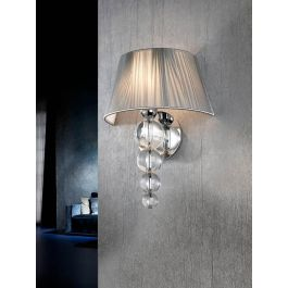 The Clio Wall Light