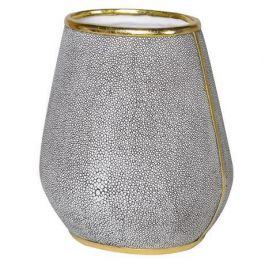 Grey Dry Flower Large Vase