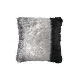 Erin Black and Grey Cushion 48x48cm