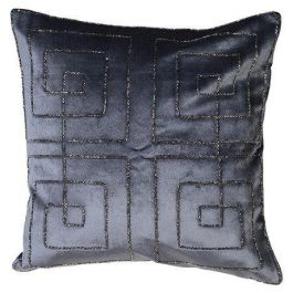 Blue Pattern Cushion Cover