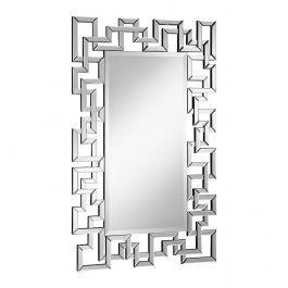 Key Chain Wall Mirror