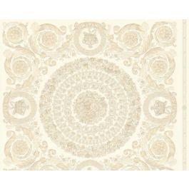 Versace Wallpaper Baroque Cream