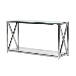 Toronto X Ends Console Table