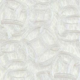 Roberto Cavalli White Leopard Links Wallpaper