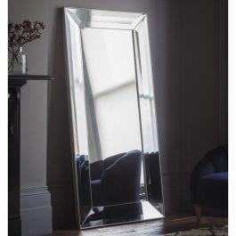 Ferrara Leaner Mirror Silver