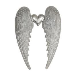 Heart Angel Wing Wall Hanging Medium