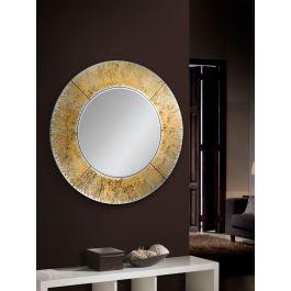 The Athena Round Wall Mirror