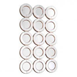 15 Circle Wall Mirror