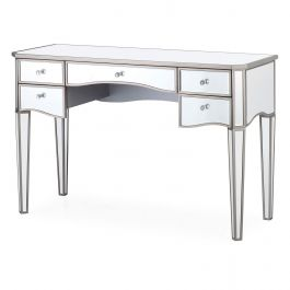 Fairmont Silver Console Table