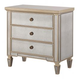 Savile 3 Drawer Chest