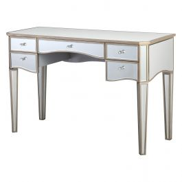 Fairmont Gold Console table