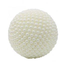 White Pearl Medium Decorative Ball
