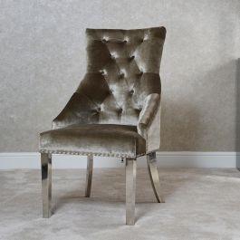 Elise Mink Knocker Back Dining Chair