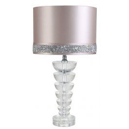 The Fluorescent Crystal Table Lamp Medium