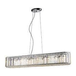 Gracia Chome Ceiling Light