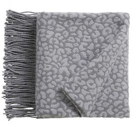Mara Grey Throw 130x180