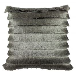 Flicker Silver 45x45 Cushion