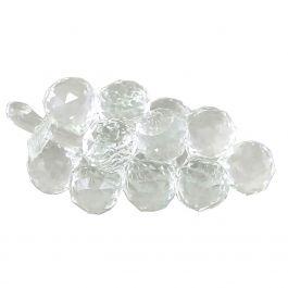 Crystal Grape Ornament Medium