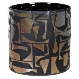 Abstract Black Vase