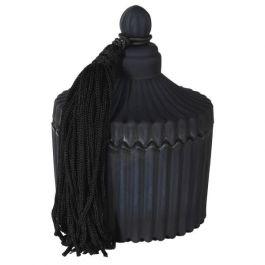 Small Black Jar Candle