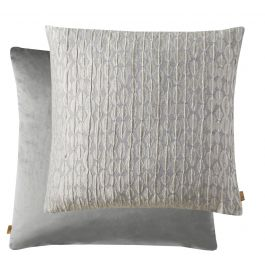 The Massimo Silver Cushion 50x50