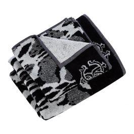 LINX HAND TOWEL 60X110 GRIGIO