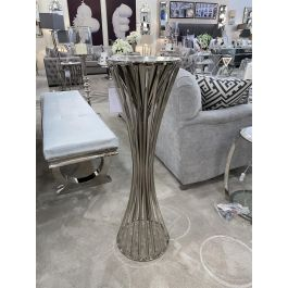Silver Classical Vase  Large