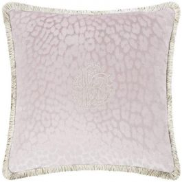 Monogram Mauve Cushion 40x40