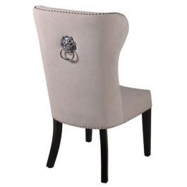 Maya Grey Velvet Dining Chair