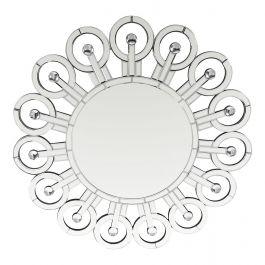 The Starlight Round Wall Mirror