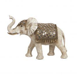 Gold Elephant 24x39cm