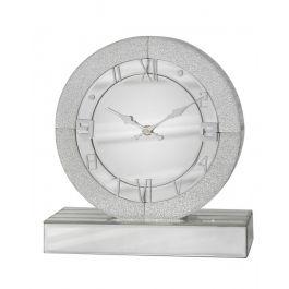 Aria 43cm Round Table Clock