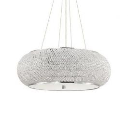 The Fallon Chrome Hanging Light