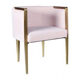 HANNAH Bucket Chair Pink