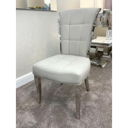 Denver Dining Chair Beige