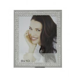 Mirror Bubbles Photo Frame (8in X 10in)