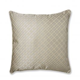 Aida Mink Cushion Large