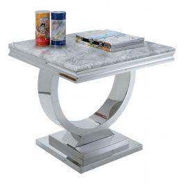 Alma Side Table Grey