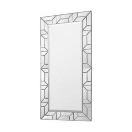 Pierre Mirror Silver