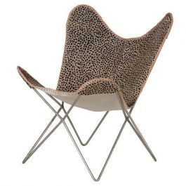Leopard Butterfly Chair