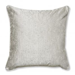 Lola Silver Cushion Large