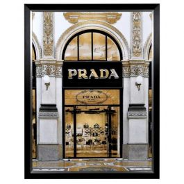 Prada Entrance Picture