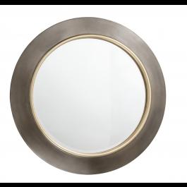 Brushed Gunmetal Mirror