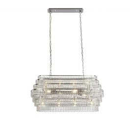 Lena 12 Light Pedant Ceiling Light